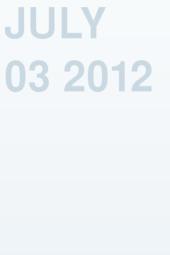 July 03 2012
