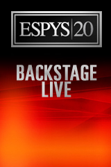 ESPYS Backstage