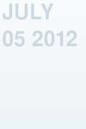July 05 2012