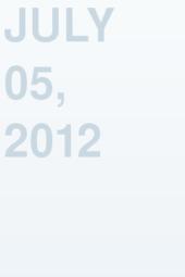 July 05, 2012