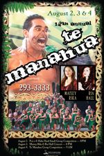 12th Annual Te Manahua: Small Group Competitions: Poi E and Haka Hard