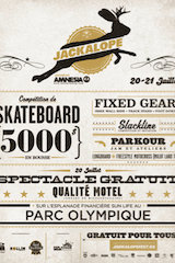 JACKALOPE - day 1 - Freestyle motocross and Qualité Motel (show)