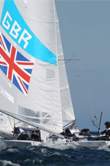 Olympic Sailing 2012