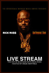Rick Ross Album Release