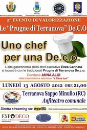 Uno chef per una De.c.o.