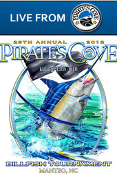 PointClickFish.com - 2012 Pirate's Cove Billfish Tournament LIVE Coverage