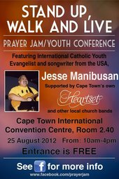 Prayer Jam Cape Town | Youth Conference