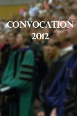 Convocation 2012