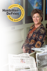 Hostetter-DeFries Endowed Cultural Event - Dr. Steven and Eileen Hawley