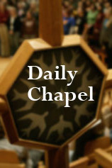 Chapel Sept 14, 2012