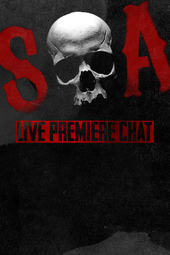 Sons of Anarchy Live Premiere Chat