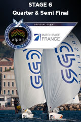 Quarter & Semi Final, Match Race France, Stage 6 ALPARI World Match Racing Tour