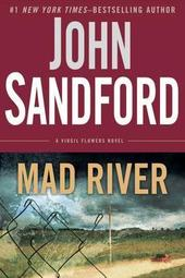 John Sandford discusses MAD RIVER