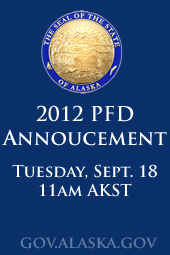 2012 PFD Announcement