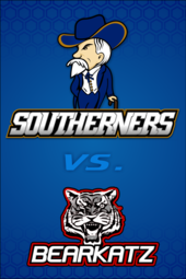 Southside Southerners VS Melbourne Bearkatz