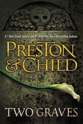 Douglas Preston and Lincoln Child discuss TWO GRAVES