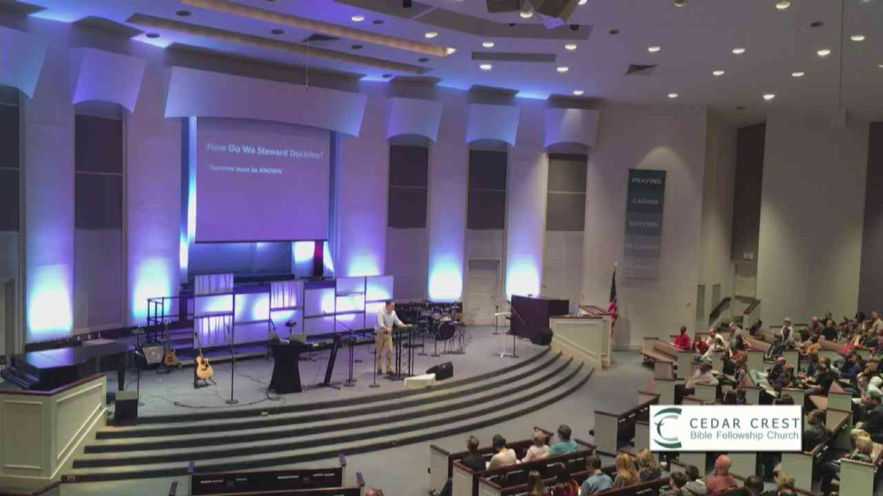cedar crest bible fellowship church