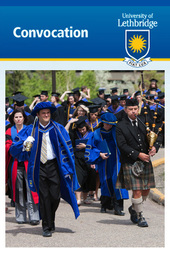 Convocation Fall 2012 - Ceremony I