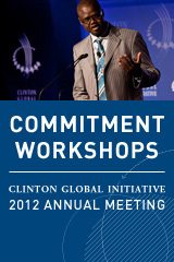 CGI 2012 Commitment Workshops