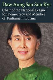 Daw Aung San Suu Kyi