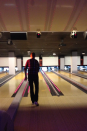 Livestream fall bowling league