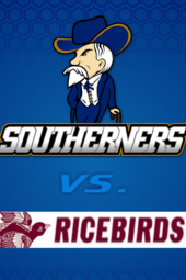 Southside Southerners VS Stuttgart Ricebirds