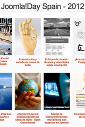 19 Conclusiones, talleres y mesa de debate. Open Know Antonio Caro, Carlos Olivares y César Ramos