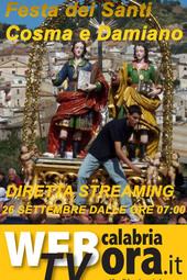 Riace festa SS Cosimo e Damiano 2012