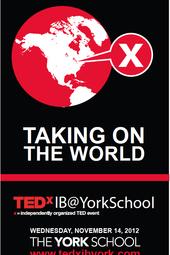 TEDxIB@YorkSchool