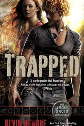 Kevin Hearne discusses TRAPPED