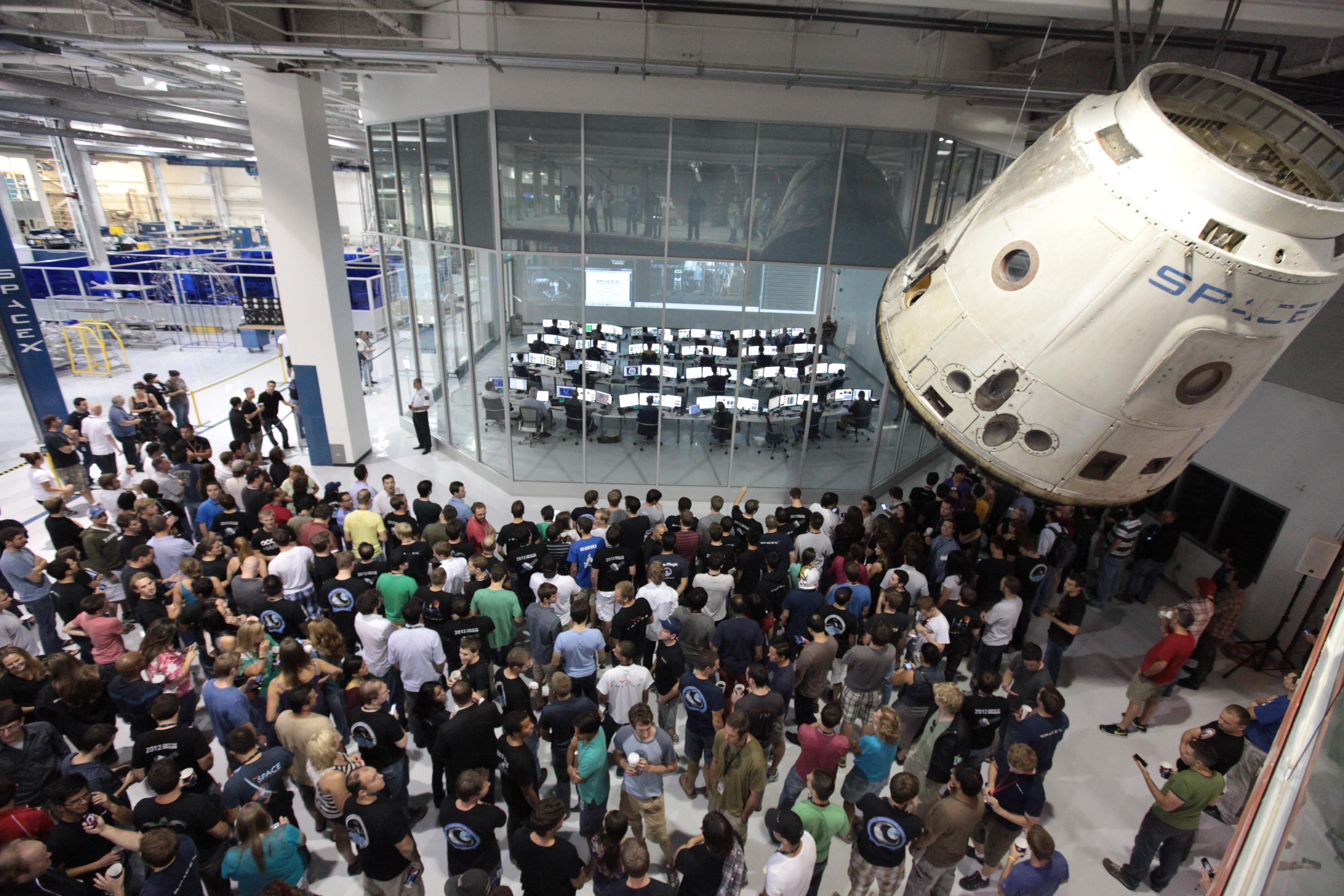 spacex hawthorne ca shuttles - photo #8