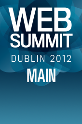 Main Stage - Dublin Web Summit 2012
