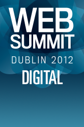 Digital Stage - Dublin Web Summit 2012