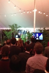Ny tech at Gracie Mansion