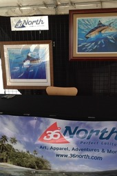 Guy Harvey - 36 North North Carolina Seafood Festival