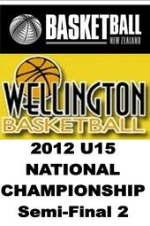 Basketball 2012 U15 Semi-final 2