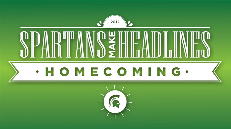 livestream cover image for MSU Homecoming Parade 2012