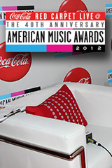 Coca-Cola Red Carpet LIVE! @ The 2012 AMAs