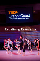 TEDxOrangeCoast  on October 10