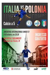 Amichevoli U21: ITALIA-POLONIA