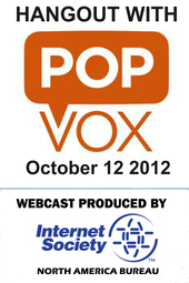 ISOC NA Hangout with POPVOX