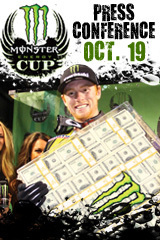 2012 Monster Energy Cup Press Conference