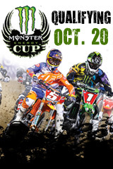 2012 Monster Energy Cup Qualifying