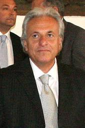 Conferenza stampa del sindaco Demetrio Arena