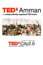 TEDxAmman - City 2.0