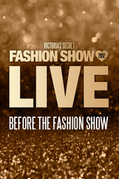 #VSFashionShow Pre-Show