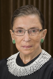 Conversation with Justice Ruth Bader Ginsburg