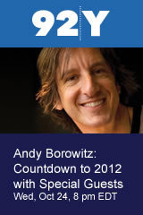 Andy Borowitz Livecast: Countdown to 2012