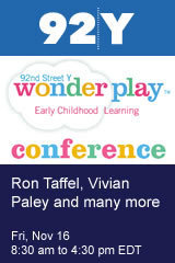 Sixth Annual 92Y Wonderplay Conference