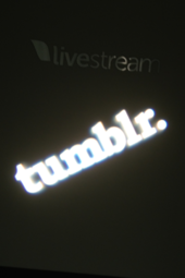 Tumblr + Livestream Party